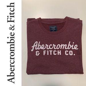 A&F Men's Graphic T-Shirt